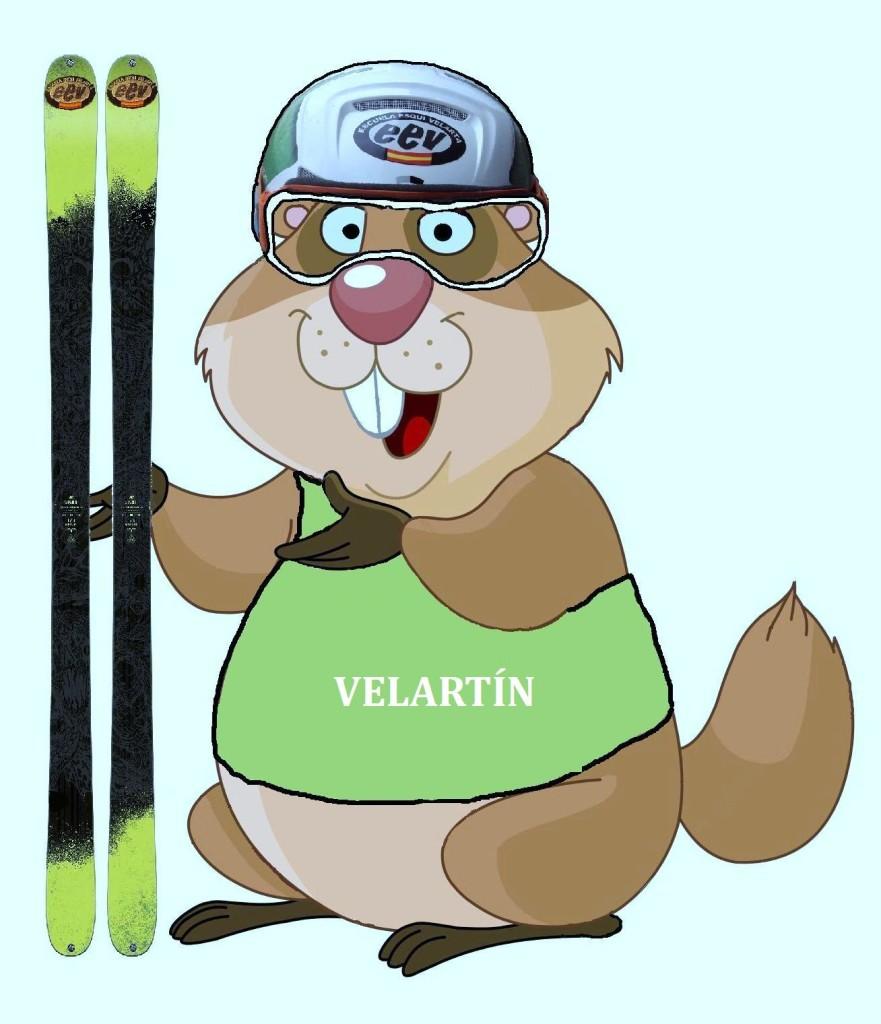 Mascota Velartin 1